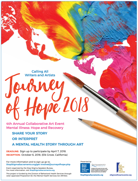 Journey of Hope 2018, Elk Grove Fine Arts Center